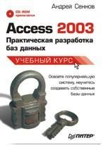 Access 2003. Практическая разработка баз данных + СD. Учебный курс