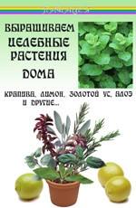 Выращиваем целебные растения дома: золотой ус, лимон, цикламен, эхинацея. Издание 2-е