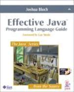 Effective Java. Programming Language Guide