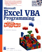 Microsoft Excel VBA Programming for the Absolute Beginner (+CD)