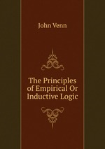 The Principles of Empirical Or Inductive Logic