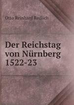 Der Reichstag von Nrnberg 1522-23