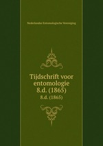 Tijdschrift voor entomologie. 8.d. (1865)