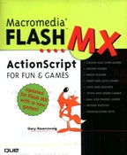 Macromedia Flash MX ActionScript for Fun & Games. На английском языке (+CD)