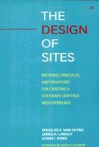The Design of Sites. На английском языке