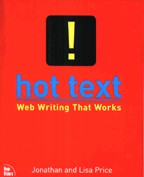 Hot Text - Web Writing That Works. На английском языке