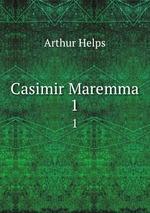 Casimir Maremma. 1