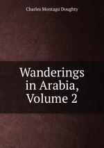 Wanderings in Arabia, Volume 2