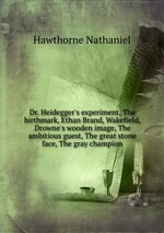Dr. Heidegger`s experiment, The birthmark, Ethan Brand, Wakefield, Drowne`s wooden image, The ambitious guest, The great stone face, The gray champion
