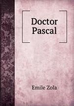 Обложка книги Doctor Pascal