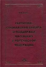 Гарантии, социальная защита и поддержка населения в Российской Федерации