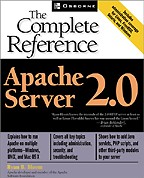 Apache Server 2.0: The Complete Reference: на английском языке