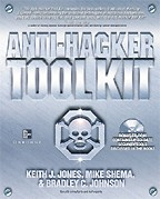 Anti-Hacker Tool Kit with CD: на английском языке