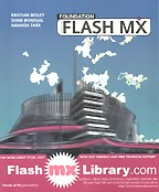 Foundation Macromedia Flash MX. На английском языке
