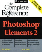 Photoshop Elements 2: The Complete Reference. На английском языке
