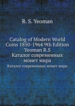 Обложка книги Catalog of Modern World Coins 1850-1964 9th Edition Yeoman R.S