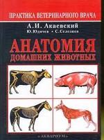Анатомия домашних животнных
