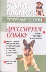 Дрессируем собаку