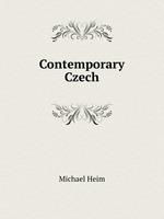 Обложка книги Contemporary Czech