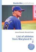 List of athletes from Maryland N – Z