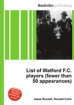 List of Watford F.C. players (fewer than 50 appearances)