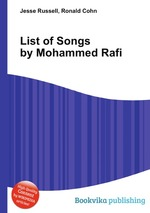 List of Songs by Mohammed Rafi