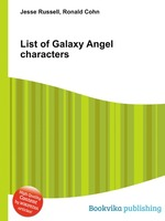 List of Galaxy Angel characters