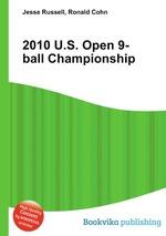 2010 U.S. Open 9-ball Championship