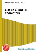 List of Silent Hill characters