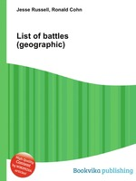 List of battles (geographic)
