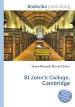 St John`s College, Cambridge