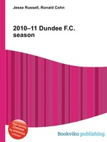 2010–11 Dundee F.C. season
