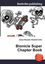 Bionicle Super Chapter Book
