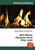 2010 Winter Olympics torch relay route