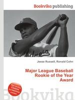 Major League Baseball Rookie of the Year Award