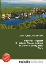 National Register of Historic Places listings in Ulster County, New York
