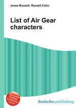 List of Air Gear characters