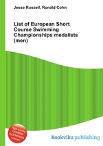 List of European Short Course Swimming Championships medalists (men)