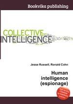 Human intelligence (espionage)