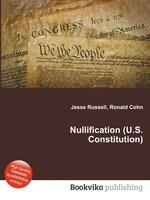 Nullification (U.S. Constitution)