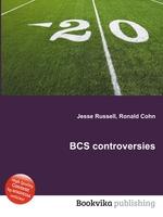 BCS controversies