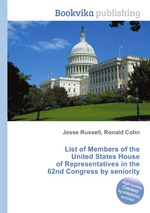 List of Members of the United States House of Representatives in the 62nd Congress by seniority