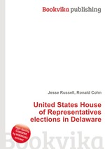 United States House of Representatives elections in Delaware