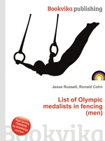 List of Olympic medalists in fencing (men)
