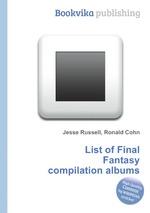 List of Final Fantasy compilation albums