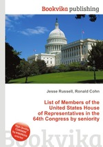 List of Members of the United States House of Representatives in the 64th Congress by seniority