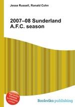 2007–08 Sunderland A.F.C. season