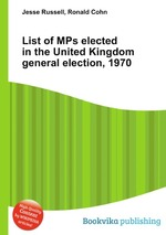 List of MPs elected in the United Kingdom general election, 1970
