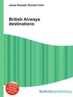 British Airways destinations