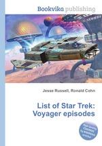 List of Star Trek: Voyager episodes